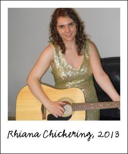RC, Guitar 1